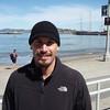 Ryan Gray training for an Alcatraz.