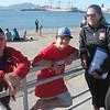 Tony, Jimmy & Coach Edna