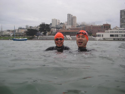 2011 Winter Swimmers