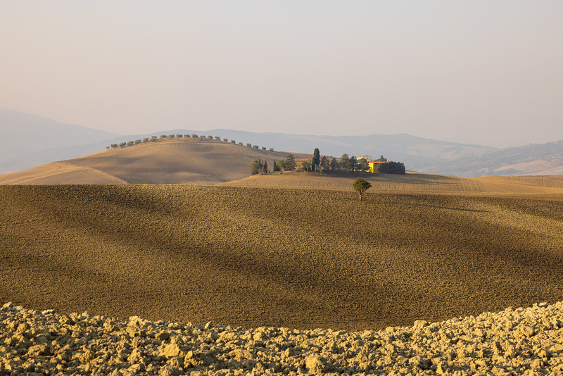 Tuscany after Harvest