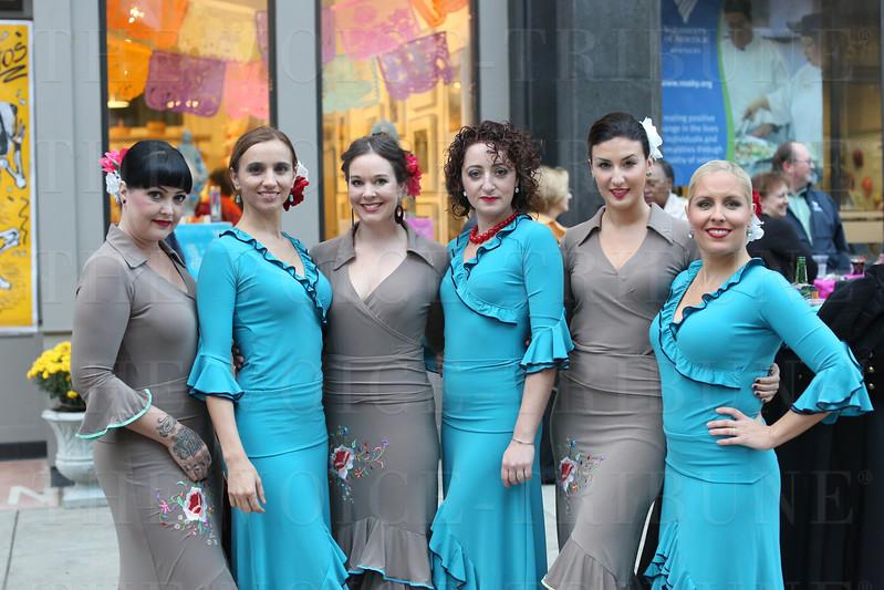 Holly Jett, Juliana Grossi, Renee Murphy, Mariya Tarkanova, Karina Kempter and Kristy Mercker.