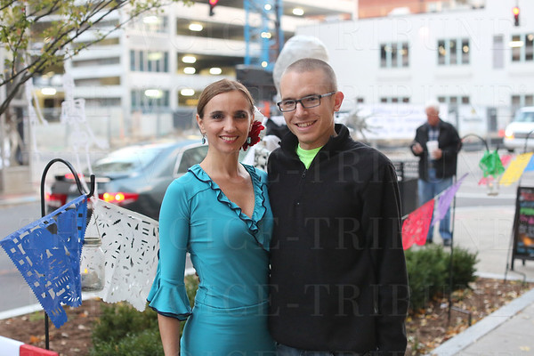 Juliana Grossi and Daniel Runnels.