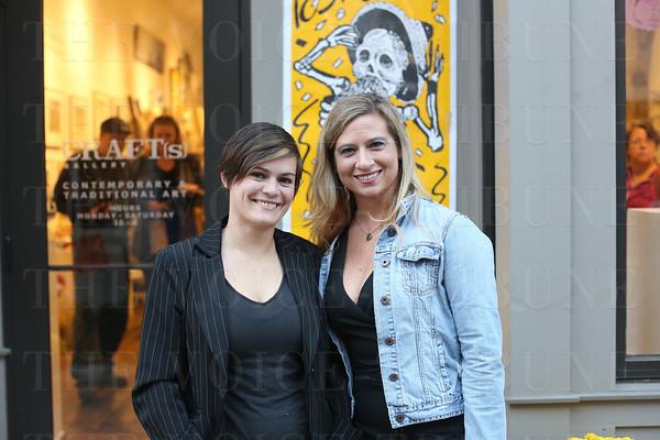 Katie and Bonnie Meyer.