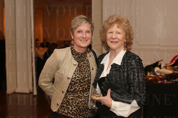 Lisa and Judy Cox.