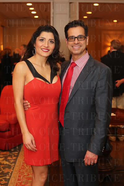 Event Chairs: Dr. Helen Dashti and Dr. Shervin Dashti.