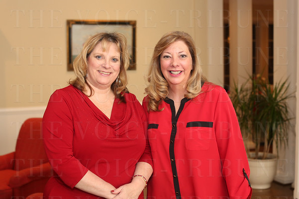 Kathy Short and the Executive Director of the Kentucky and Southern Indiana Stroke Association Carrie Orman.