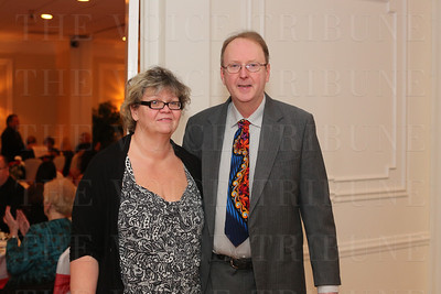 Mrs. & Mr. Michael McDonald.
