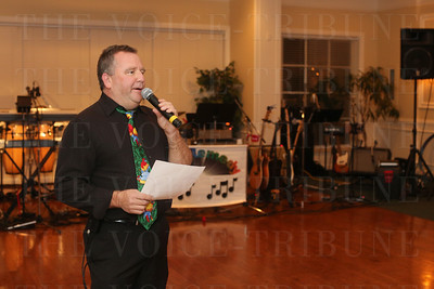 The event emcee was Jeff Walter.
