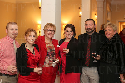 Matt and Alisha Duvall, Brenda Elkins, Carrie and Mark Bowan, Terri Anderson.