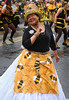 2014 Procession of the Species<br /> Samba Olywa<br /> Bee Dancer<br /> April 26, 2014<br /> Olympia, WA