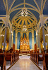St. James Proto Cathedral<br /> Built 1885<br /> <br /> Vancouver, WA<br /> <br /> February 16, 2015