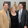 Scott Karem with Laura and Brian Hall.