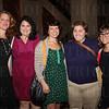 Chrystal Struber, Meaghan Greenwell, Meredith Rubin, Farah Ardeshir and Caitlin Willenbrink.
