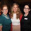 Jane Walsh, Stephanie Kaufman and Priscilla McIntosh.