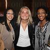 Andrea Washington, Ashley Wimsett and A'Yanna Eley.