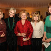 Mary F. Glasscock, Kren Hale, Libby Parkinson, Margaret Woodside and Madeline Abrams.