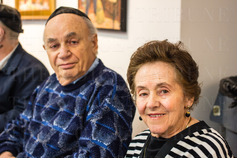 Interfaith Intergenerational Model Seder by Tim Girton