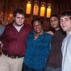 New PhD Carmine Leggett and her friends