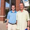George and Mayor Greg Fischer