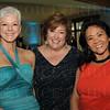 Martha Newman, Carey Coleson and Winnie Chen.