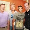 Larry Sinclair, Josh Hicks, Ali Navigar and Kevin Harned.