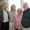 Steve and Franny Guenthner with Martha and Charlie Corrigan.