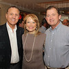 David and Connie Blue with Britt Brockman.