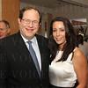 Rabbi Robert Slosberg and Tracy Blue.