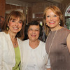 Susan Callen, Carol Zegart and Connie Blue.