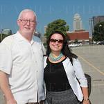 Dick Wilson and Elea Fox.