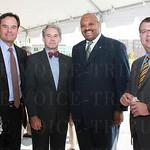 Robert Cerone, Jim Taylor, David Tandy and Mark Kendall.