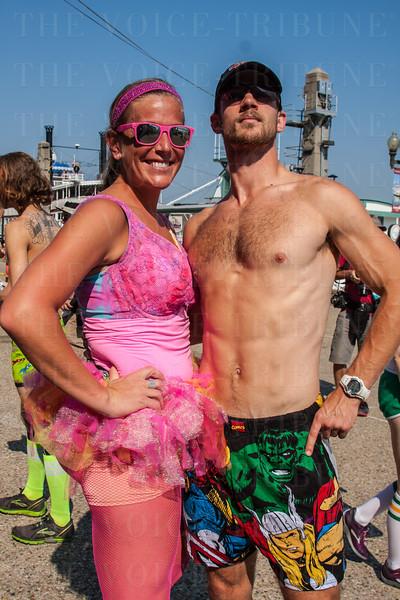 Jessica Leonard and James Nakel