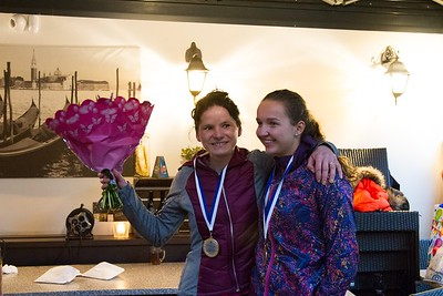 Monica Sanderse en Emma van Mourik