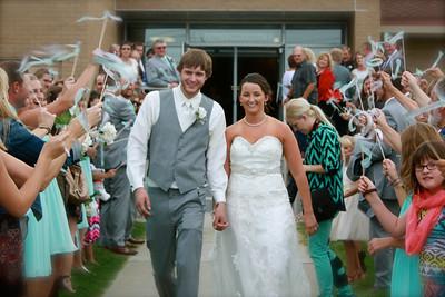 Bruce and Courtney's Wedding