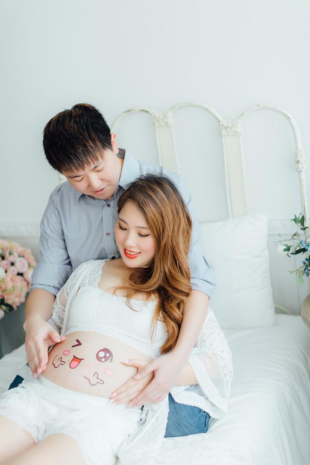 《孕婦寫真》庭庭孕媽咪 / 台中