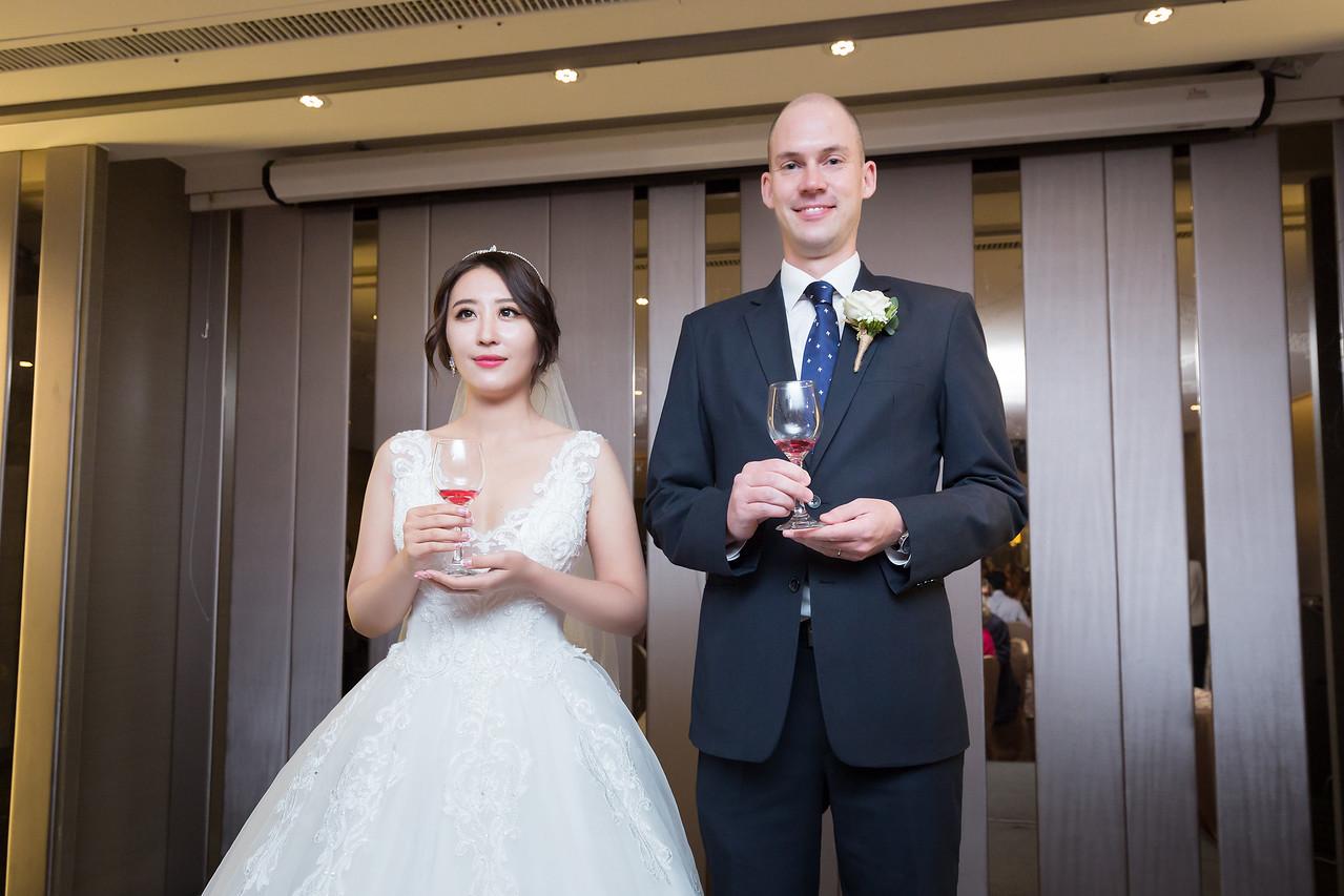 《台中婚攝》來自9400公里外的約定 / 永豐棧酒店