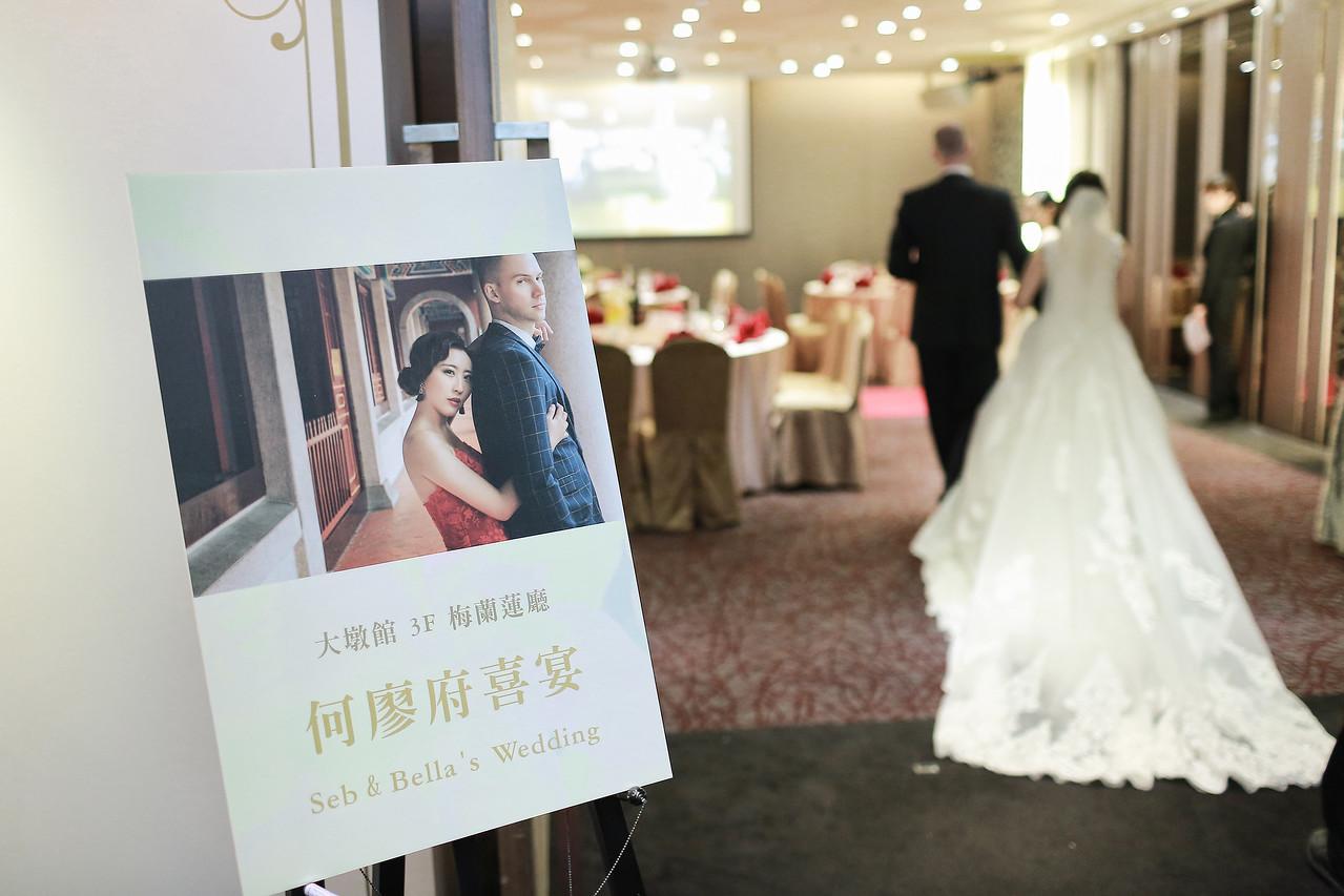 《台中婚攝》 千里之外,愛來了 / 永豐棧酒店
