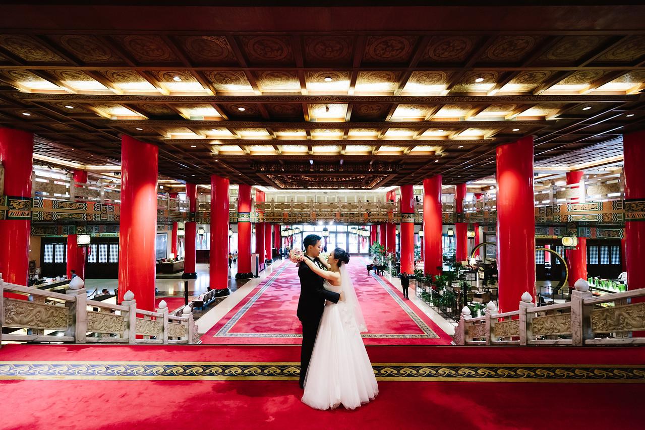 《台北婚攝》 幸福的淚光閃爍 / 圓山大飯店