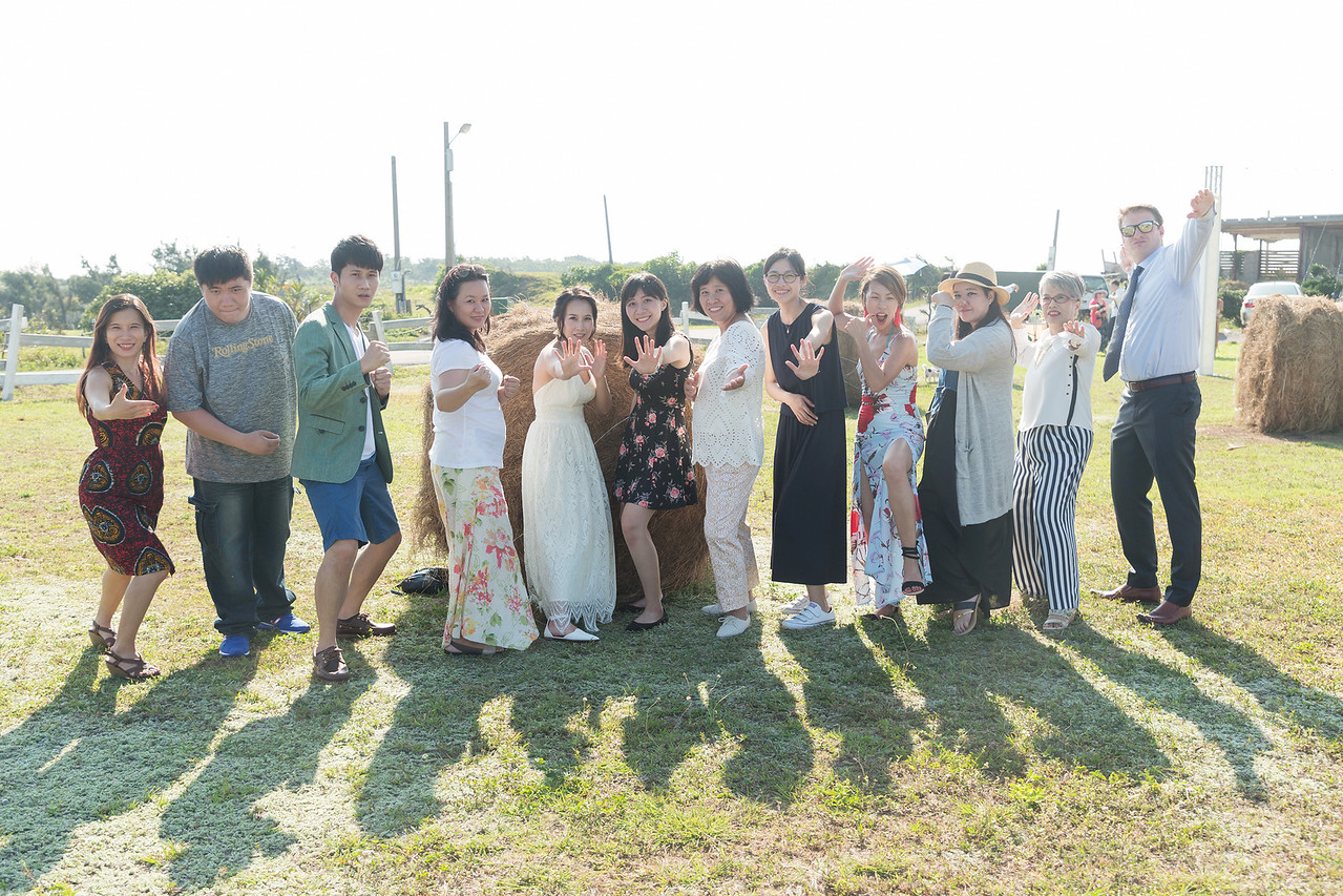 《墾丁婚攝》在最幸福的婚禮時刻深吻 / 墾丁洋老院民宿