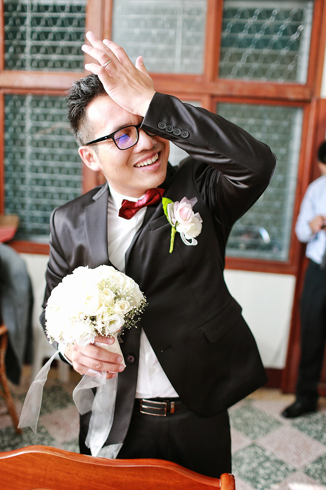 婚攝,紀錄,婚禮攝影,高雄翰品酒店孝威,美濃,教堂儀式,福音,