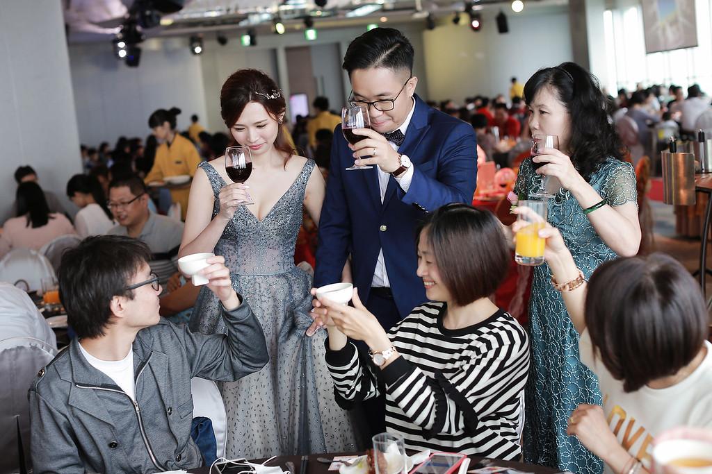 《台北婚攝》幸福相伴的起點 / 鼎鼎宴會廳Mega 50