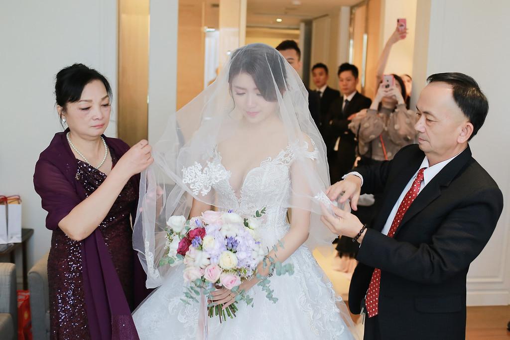 《台北婚攝》閃爍耀眼的幸福婚禮 / 大倉久和大飯店