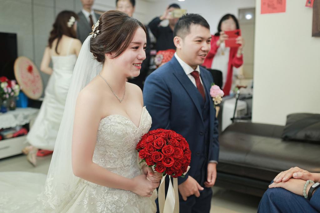 《彰化婚攝》早儀式午宴客濃濃中國風 / 戶外婚禮