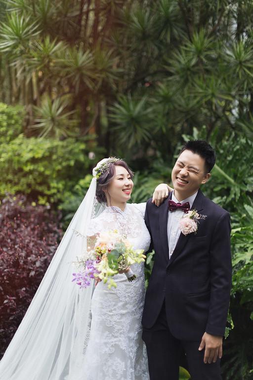 《台北婚攝》光輝幸福的那天 / 納美花園Navi Garden