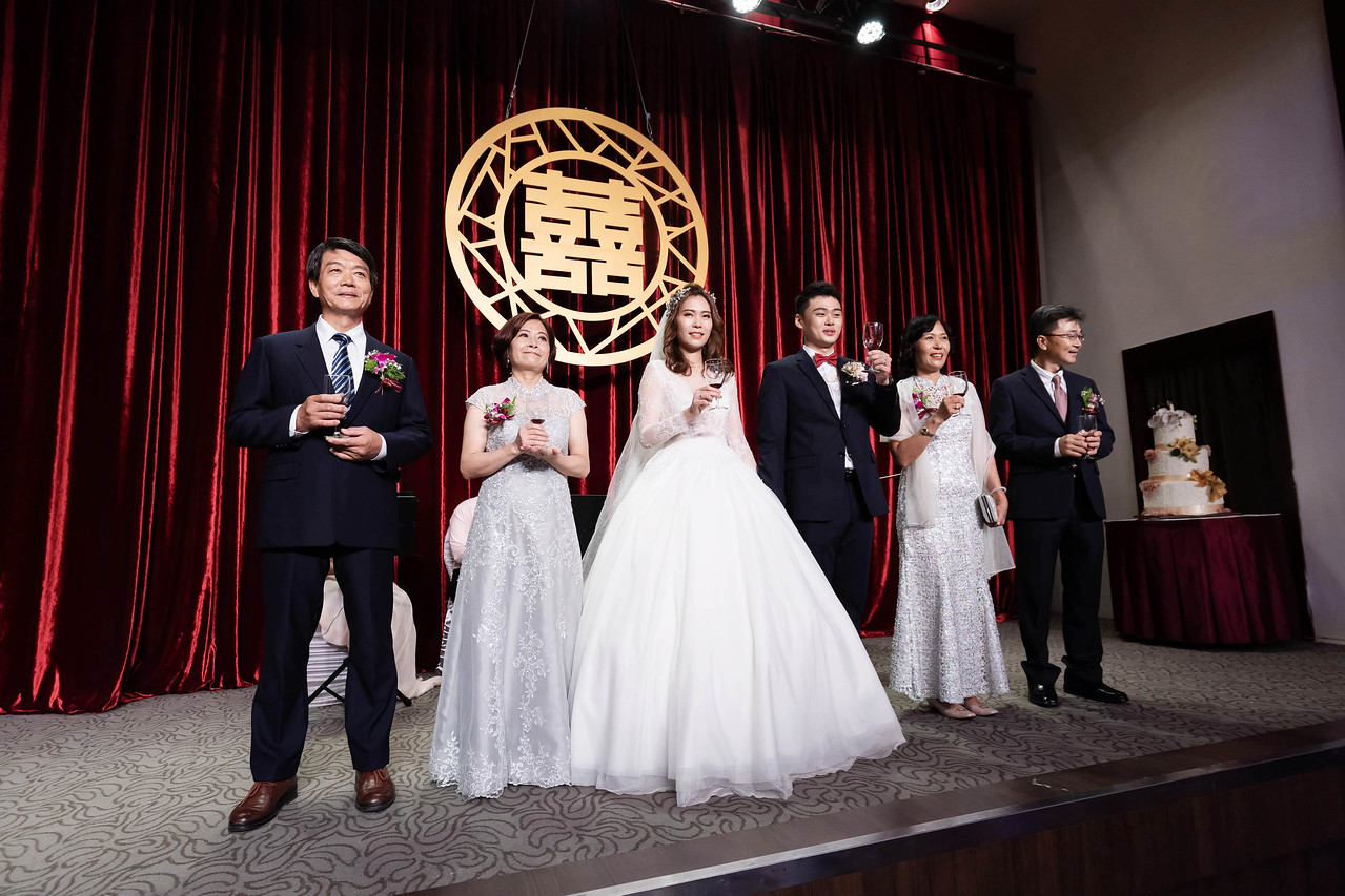 《台南婚攝》有種甜美叫幸福 / 台南大億麗緻酒店
