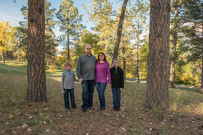 Weigel Family Fall 2017
