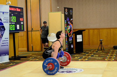 2014 Commonwealth Games Weightlifting Trials