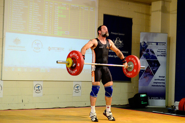 Close with the 3rd attempt at 83kg but lost it behind me
