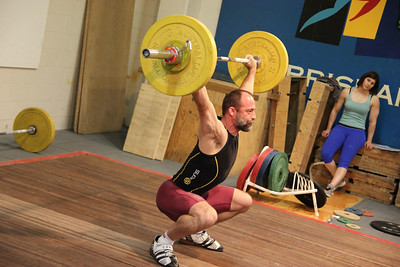 Cougar's Weightlifting Club Comp Aug 25 2012