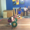 Cougar's Weightlifting Club Comp 25th Aug 2012<br /> Snatch attempt 1 @ 53kg